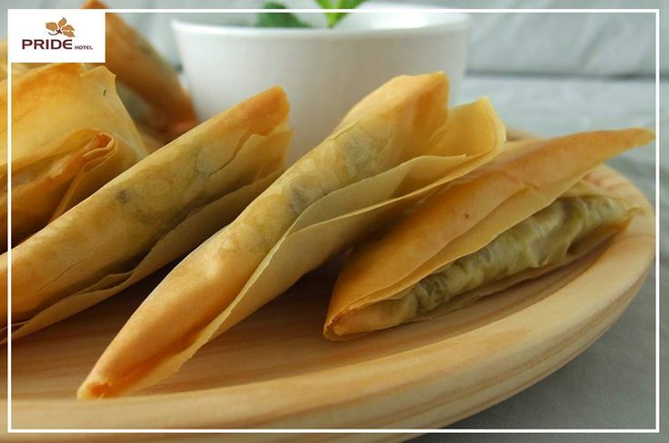 When in Goa, don't forget to try the Portuguese remake of Samosa, Chamuça.   #Foodie #Friday #PrideHotels #Goa #GoanCuisine