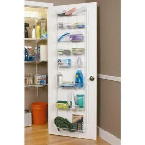 How About This For OFFICE DOOR STORAGE. Will Store All Kinds Of Office  Supplies And