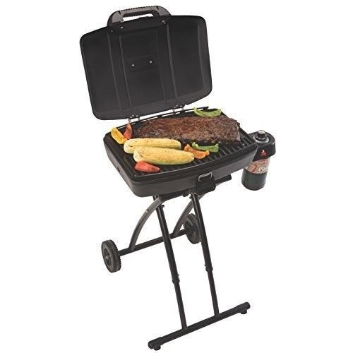 Portable BBQ Grill Propane Outdoor Sporting Events Tail Gate Parties Camping #CM