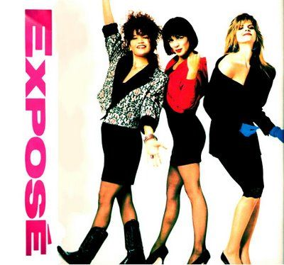 Expose - my favorite all girl group