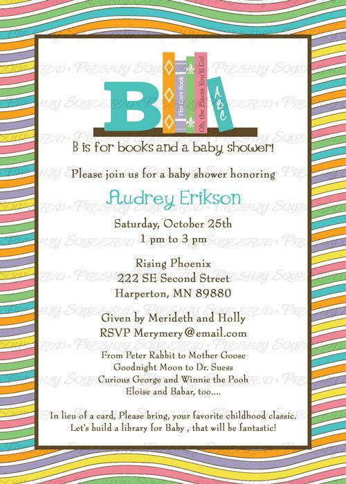 235 best baby shower invitations images on pinterest baby shower book baby shower invitation dress by freshlysqueezedcards freshlysqueezedcardssy filmwisefo Image collections