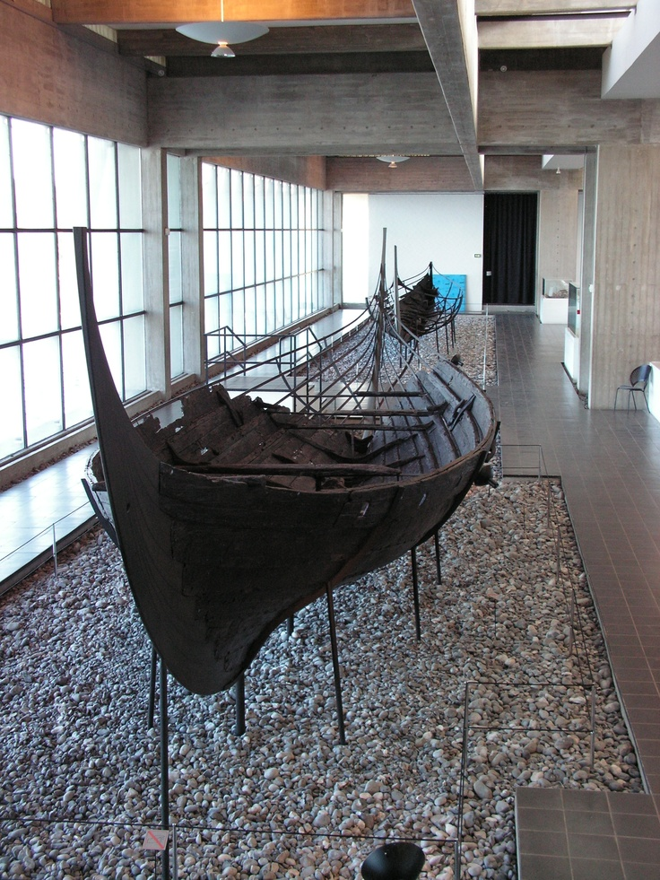 Viking ship museum, Roskilde, Denmark   - Explore the World with Travel Nerd Nici, one Country at a Time. http://TravelNerdNici.com