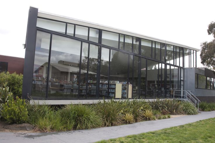 The Sinclair Trust Enterprise Centre houses the primary and secondary libraries.