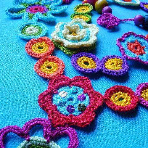 Collier Crochet Bohème