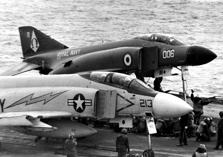 Image result for royal navy phantom