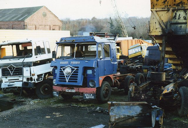 Cars And Trucks For Sale >> 2 Foden S80 abandoned | Abandoned Trucks | Pinterest | Rusty cars, Abandoned cars and Vehicle