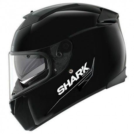 Casco Shark Speed R Negro Brillo HE4700EBLK. Donde comprar cascos de moto integral Shark Speed-R 2 Negro Brillo.