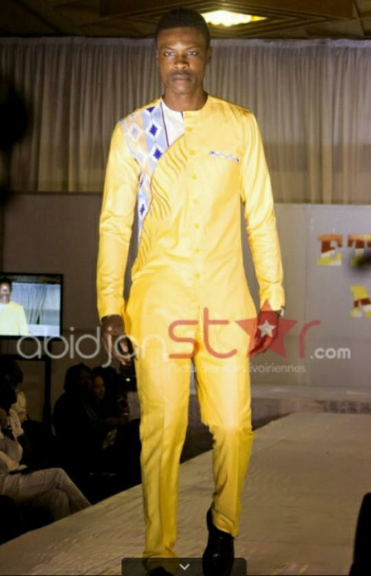 Caistab Abidjan Ethnik Fashion Show