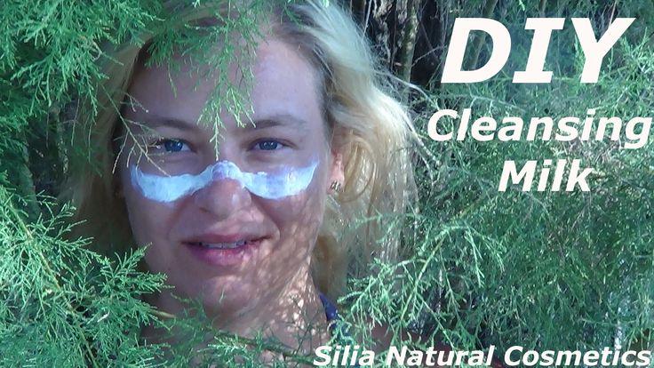 DIY: cleansing milk
