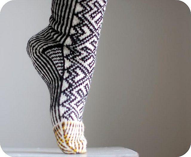 Look at this heel. Look at it!
