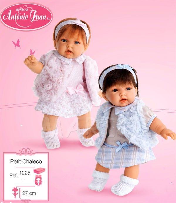 Ekskluzywna Lalka Antonio Juan Petit Chaleco 1225 4162282638 Oficjalne Archiwum Allegro Baby Dolls Dolls Baby Face