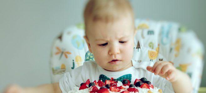 Torcik na roczek bez jajek i mleka | Blog o gotowaniu, matkowaniu i nie tylko