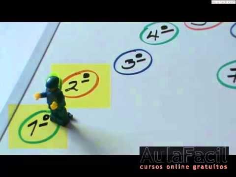 Los números ordinales/Números Cardinales y Ordinales/Matemáticas Segundo Primaria (7 años)/... - YouTube