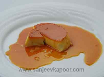 25 best continental cuisines images on pinterest kitchens sanjeev how to make cheese flan recipe by masterchef sanjeev kapoor forumfinder Choice Image