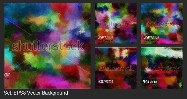 New update! Exclusive vector collection of watercolor background textures. Nice background for your projects. #rare #decor #old #drawing #artwork #retro #texture #design #color #watercolor #painting #plaster #background #vintage #illustration #shutterstock