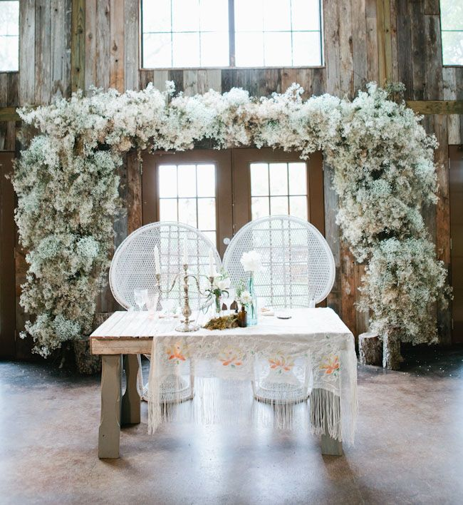 3 Home Decor Trends For Spring Brittany Stager: Bohemian-Antique Ranch Wedding: Brittany + Federico