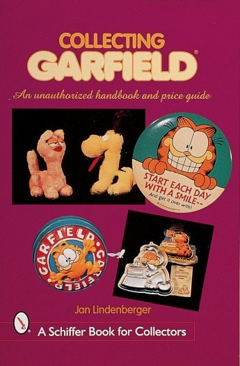 Pin By Colleen Rue On Garfield Collectors Items Garfield Most Popular Cartoons Price Guide