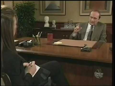 New Therapy From Mad TV with Bob Newhart and Mo Collins. Just stop it.