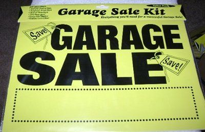 Over 100 Tips to Have the Best Garage/Yard Sale Ever
