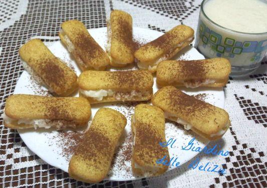Crema con farina di cocco