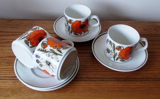 Tea Cups & Tableware - retrohome.co.uk