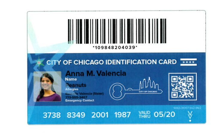 2-21-18...Municipal ID cards that Mayor Rahm Emanuel is launching for undocumented immigrants and others will be a valid form of identification for people both registering to vote and voting in Chicago, according to a letter aldermen received Friday!!!