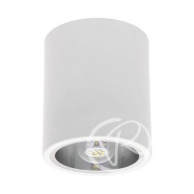 Faretto plafoniera soffitto e27 max 75w cilindro lampada