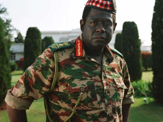 Idi Amin as portrayed in The Last King of Scotland #ruler #archetype #brandpersonality