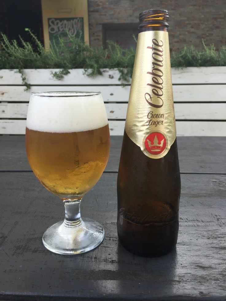 Crown Lager 4,9%