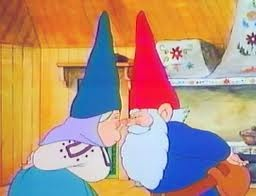 DAVID THE KNOME <3  Always watched this show with my brother.  Ahhh....memories.