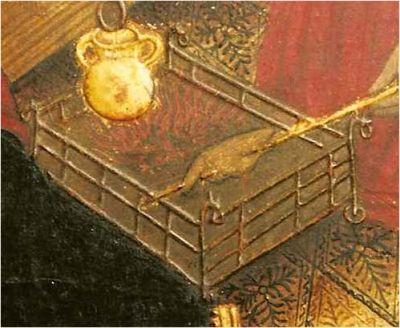 Brazier. end XV, Birth of St. John the Baptist, Sunday Ram, The Metropolitan Museum of Art