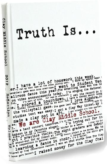 we could have people submit 'confessions' about school or just use generic truth is things!