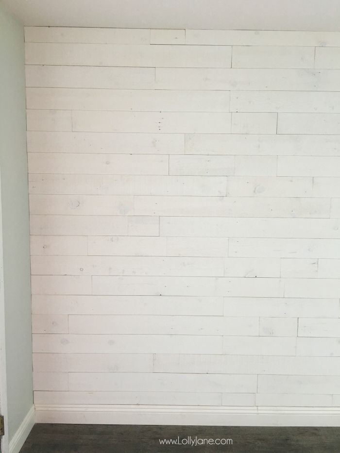 How To Apply Peel and Stick Shiplap Peel, stick shiplap