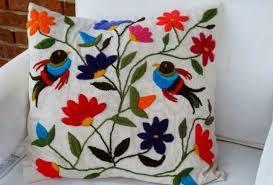Resultado de imagen de artesanias mexicanas bordados