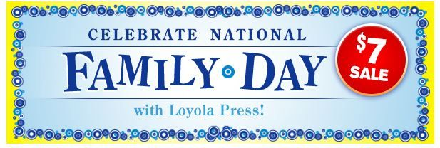 September 23rd is National Family Day! Check out the deals on our most popular family resources