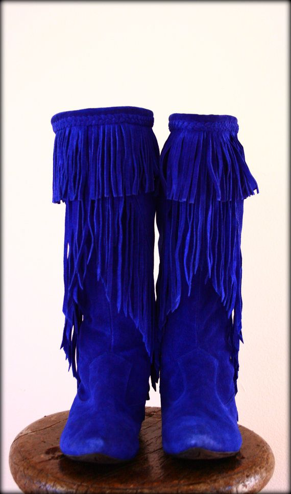 126 best images about Blue Boots on Pinterest | Woman shoes ...