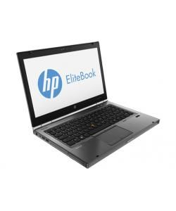 HP EliteBook 8470w Mobile Workstation (LY542ET):Intel Core i7-3630QM (2.40 GHz, 6 MB L3 cache, 4 cores),Mobile Intel QM77 Express,4 GB 1600 MHz DDR3 SDRAM,750 GB 5400 rpm SATA,DVD+/-RW SuperMulti DL,AMD FirePro M2000,Windows 7 Professional 64 (available through downgrade rights from Windows 8 Pro).