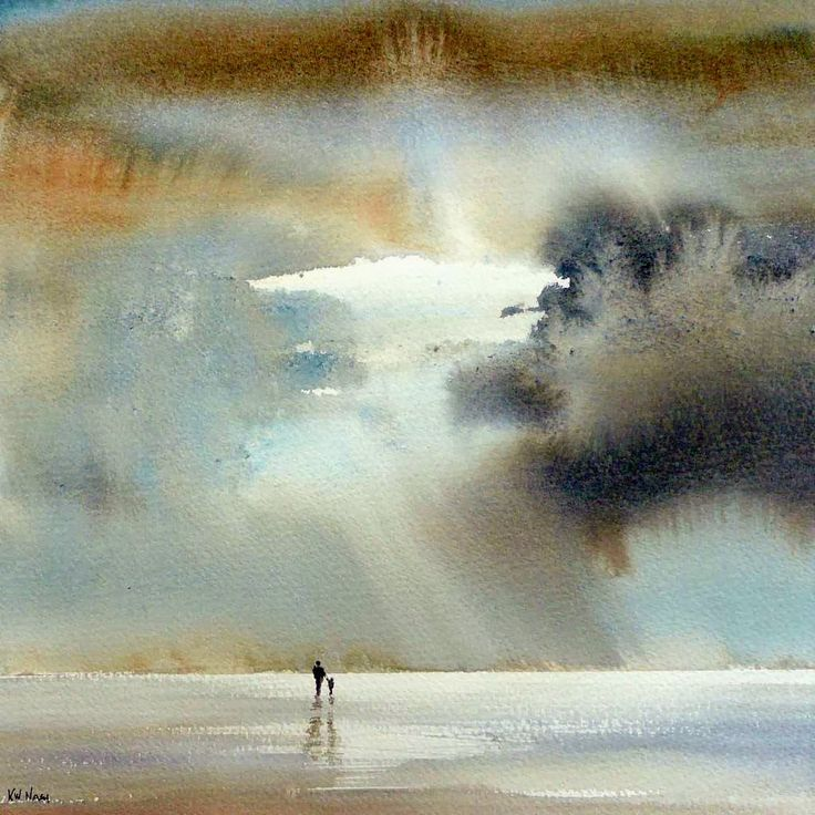 Keith Nash Norfolk artist.
