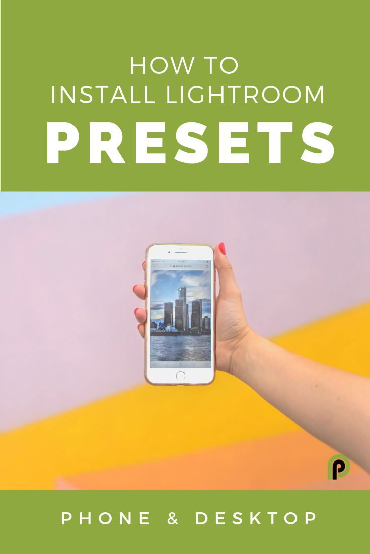How To Install Free Lightroom Presets On Iphone