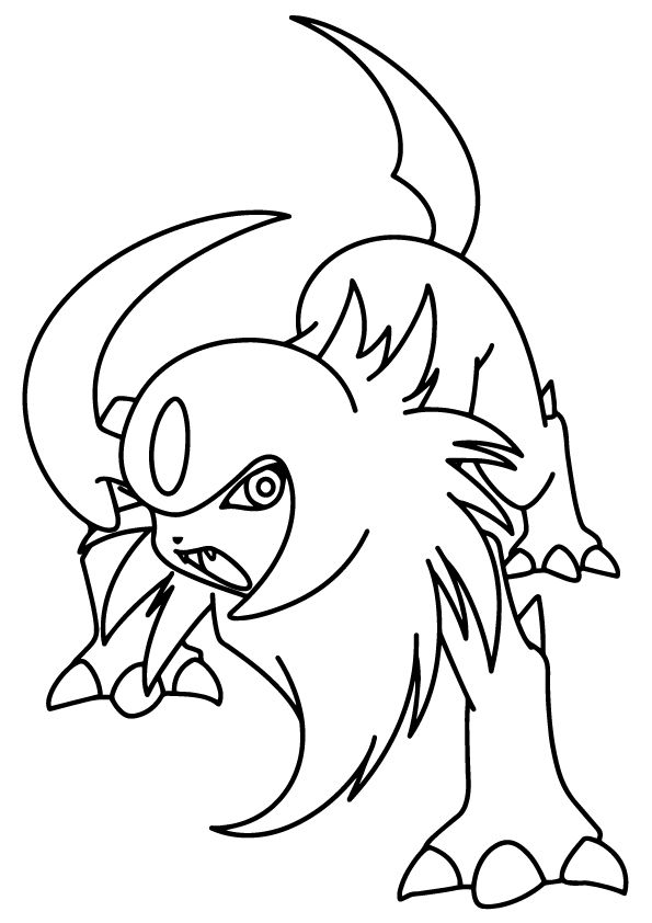 60 printable pokemon coloring pages your toddler will love - Coloring Pictures For Toddlers