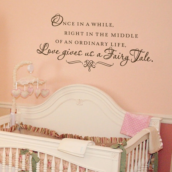 """Once in a while right in the middle of an ordinary life Love gives us a Fairy Tale."" <3 #quotes"