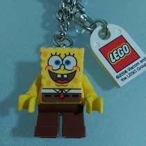 Llavero Bob Esponja Lego Usa Ugo