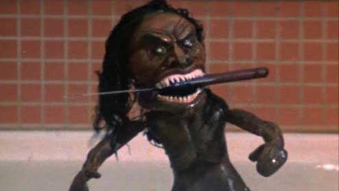 The Zuni Fetish doll from 1975 Trilogy of Terror - I love this Karen Black classic!Karen O'Neil, Terror, Scary Movie, 5 Years, Trilogy, Karen Black, Horror Movie, Voodoo Dolls, Zuni