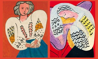 Matisse and reexplorations. Until 18th June 2012 at Centre Georges Pompidou.
