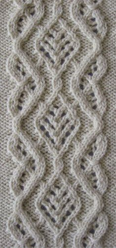 by Annie Maloney A beautiful selection of 35 original lace cable stitch patterns, designed by the author. Note: File size is 10MB, document is 56 pgs plus cover. Please check the errata page…