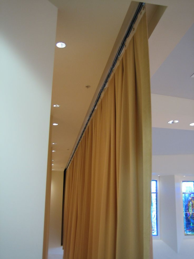 Sound-Absorbing Drapery: Theory & Application