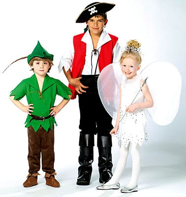 26 best Peter Pan Costume Patterns images on Pinterest | Costume ...