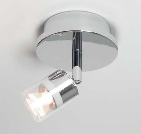 Gojo IP44 Single Spot Light & 99 best Bathroom En-Suite Cloakroom Lighting u0026 Mirrors images on ...