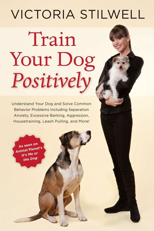Victoria Stilwell Positively | Victoria's Books Victoria Stillwell's latest book is now available!
