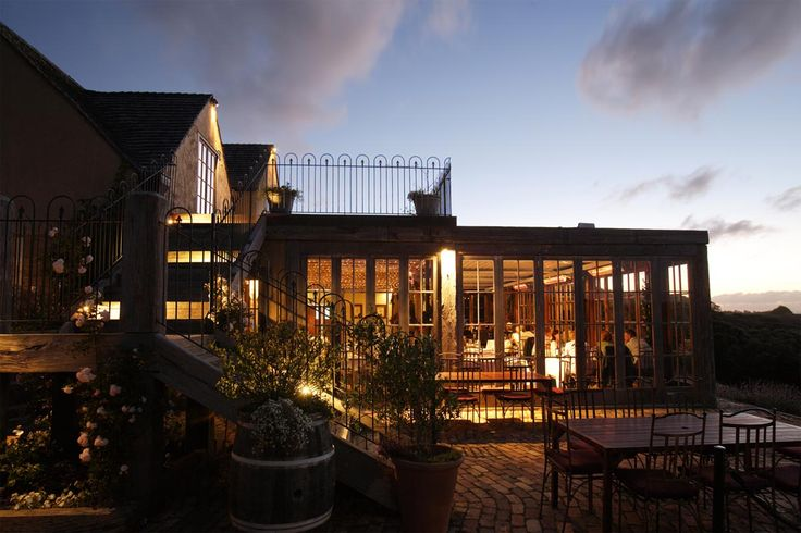 DO | Mudbrick Vineyard and Restaurant - Waiheke Island - New Zealand - Have Dinner here... seriously, just do it.